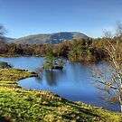 Tarn Hows, October 2014 by Jamie  Green