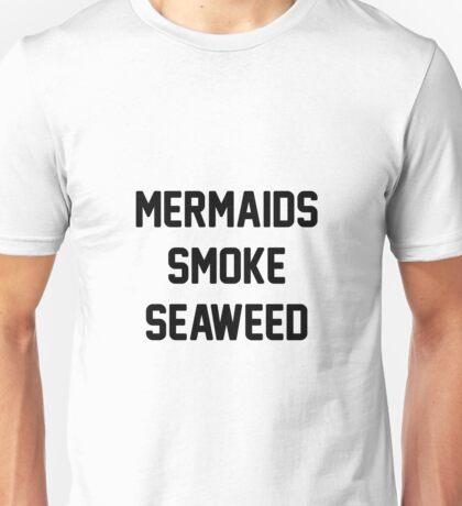 Mermaids Seaweed Unisex T-Shirt