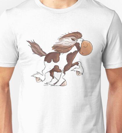 Happy Icelandic Horse Unisex T-Shirt