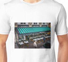 Paris Cafe Unisex T-Shirt