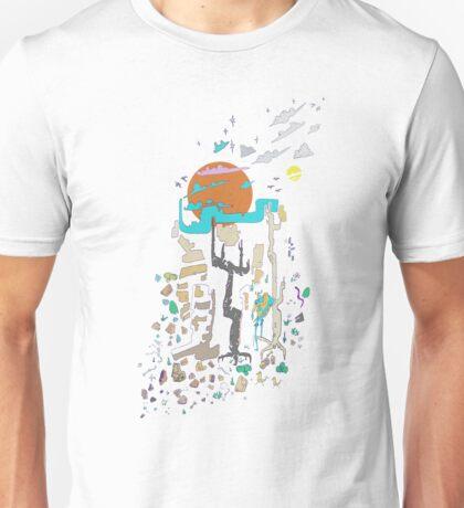 Scatter-waste Unisex T-Shirt
