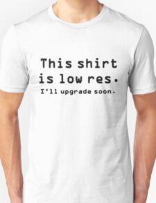 Low res shirt Unisex T-Shirt