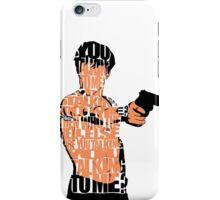Travis Bickle iPhone Case/Skin