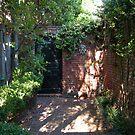 Secret Courtyard by Michael Reimann