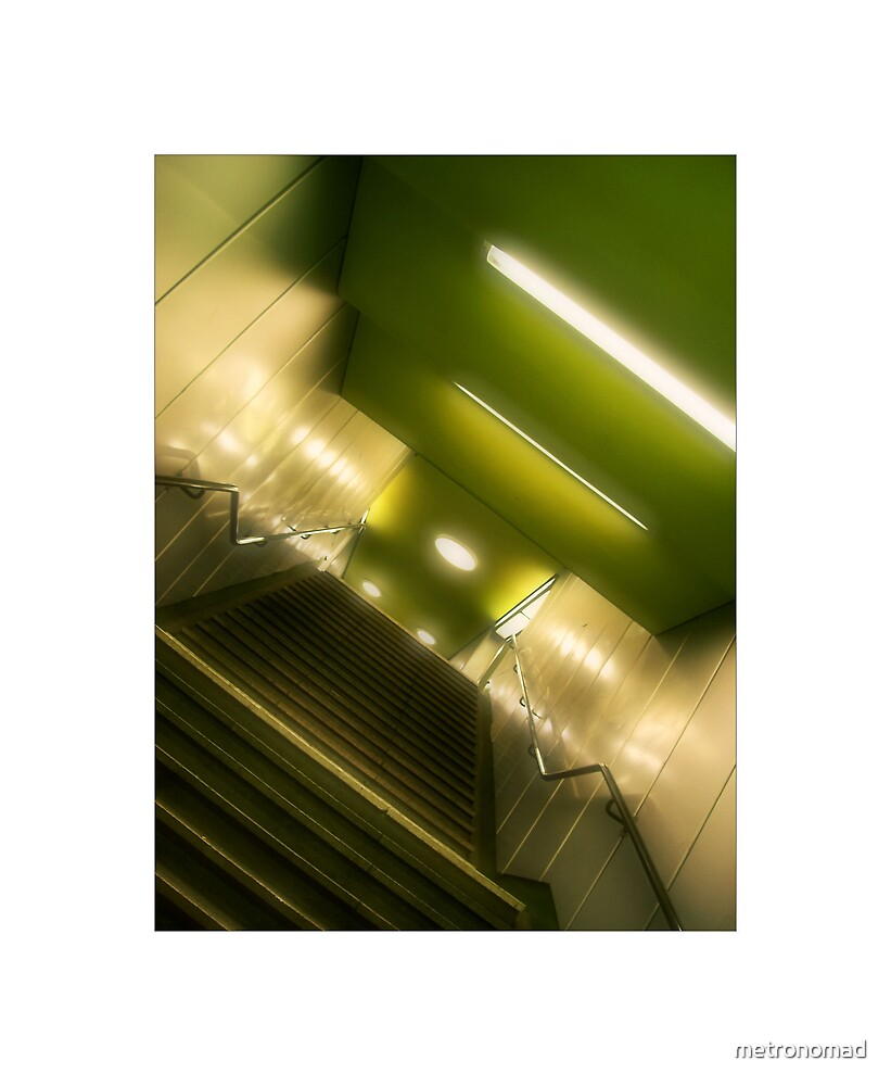 Apple Green Underground by metronomad