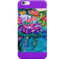 Summer Day Flowers Designer Gifts iPhone Case/Skin