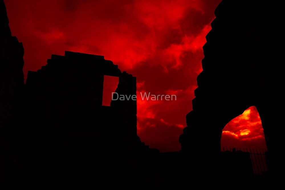 The priory by Dave Warren