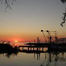 Sunset Serenity by Michael Reimann
