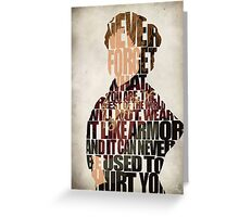 Tyrion Lannister Greeting Card