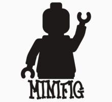 Minifig Man  Kids Clothes