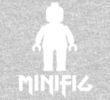 Minifig Man  Kids Tee