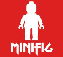 Minifig Man  Kids Clothes