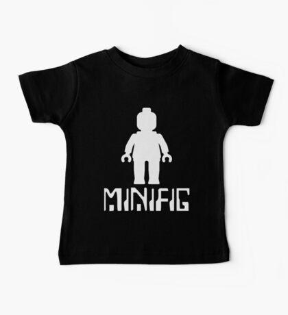 Minifig Man  Baby Tee
