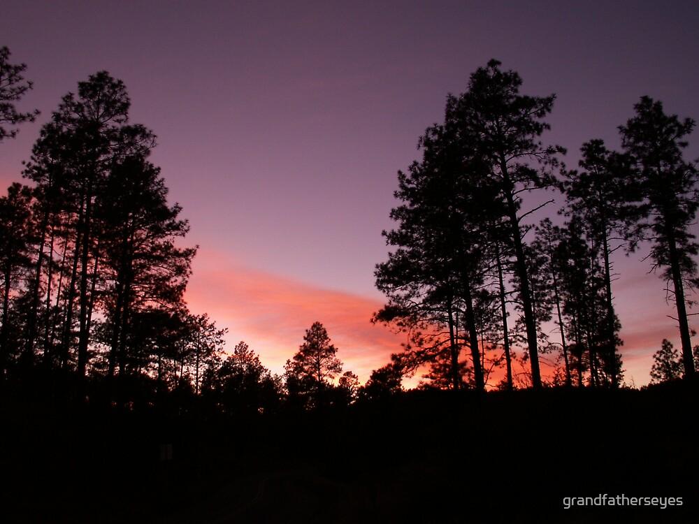 Arizona Sunset by grandfatherseyes