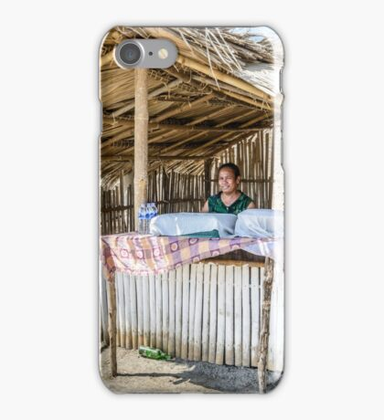 Roadside Eatery iPhone Case/Skin