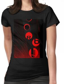RB T! Womens Fitted T-Shirt