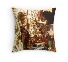 Bridgewater Carnival Throw Pillow