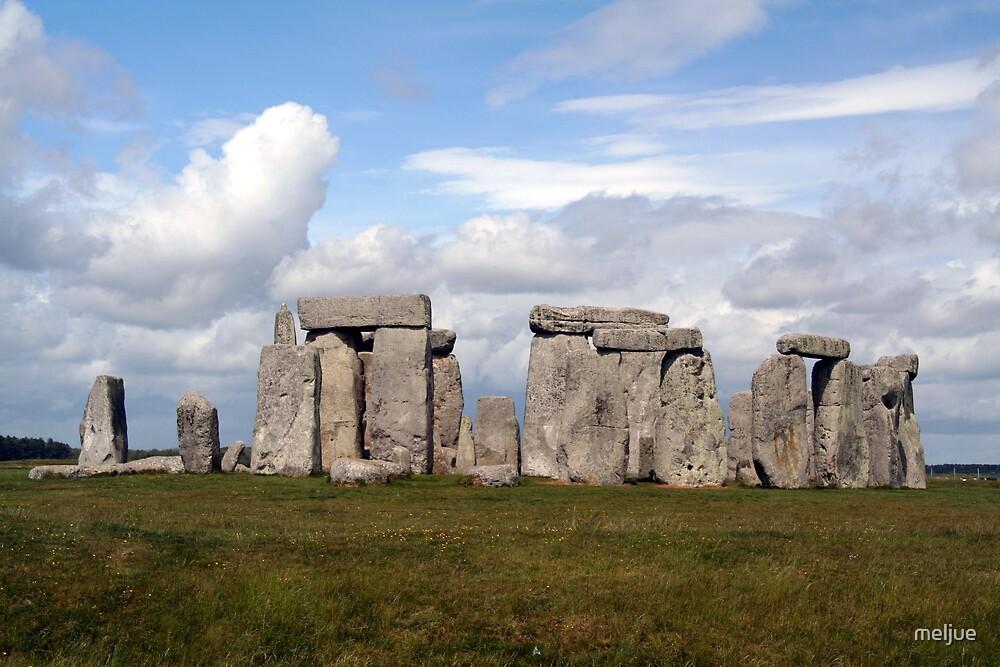 Stonehenge by meljue