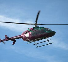 2003 Bell Helicopter Model 407 - Life Flight Eagle  by TeeMack