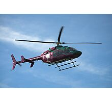 2003 Bell Helicopter Model 407 - Life Flight Eagle  Photographic Print