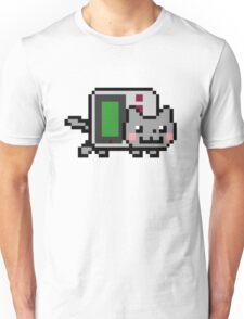 Gameboy nyan BIG!! Unisex T-Shirt