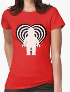 RETRO MINIFIG IN FRONT OF HEART T-Shirt