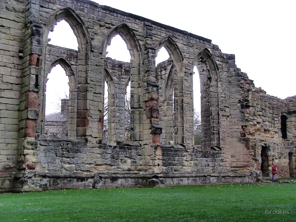 Hastings castle's Chaple by ibrookes
