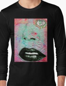 Thinking Pink Long Sleeve T-Shirt
