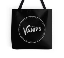 "The Vamps ""Stamp"" (black) Tote Bag"