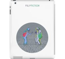 Pulp Fiction dance iPad Case/Skin