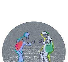 Pulp Fiction dance by bjurunduk