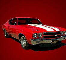 1970 Chevelle SS by TeeMack