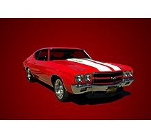 1970 Chevelle SS Photographic Print