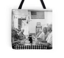 Coffee Club Main Street Bakery McMinnville Tennessee Tote Bag