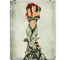 Poison Ivy iPad Case/Skin