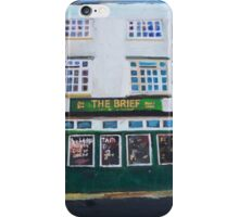 The Brief, Hull iPhone Case/Skin