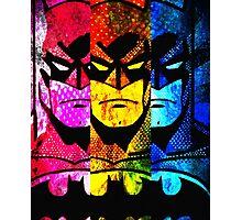 Batman pop art Photographic Print
