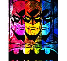 Batman pop art Photographic Print
