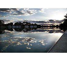 Murray River; Berri South Australia Photographic Print