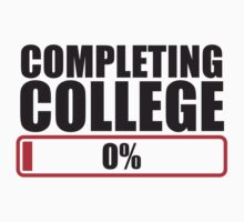 Completing College 0 per cent % progress bar by jazzydevil