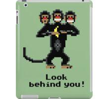 Three-Headed Monkey iPad Case/Skin