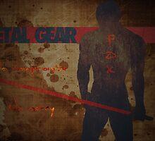 Metal Gear Fox - Frank Jaeger - Hypothetical Game Design  by RellikJoin