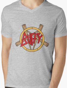 Slayer Mens V-Neck T-Shirt