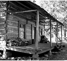 Front Porch Livin' Photographic Print