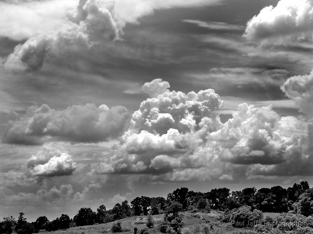 Clouds by Paul Jaffe Photographer