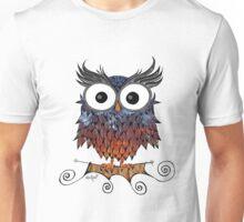 Bug Eyed OWL Unisex T-Shirt