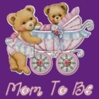 Teddy and Carriage - Mom To Be by SpiceTree