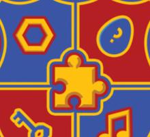 BK Academy Sticker