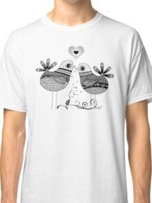 Love Birds  Classic T-Shirt