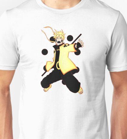 Naruto Sage of the Six Paths Mode Unisex T-Shirt